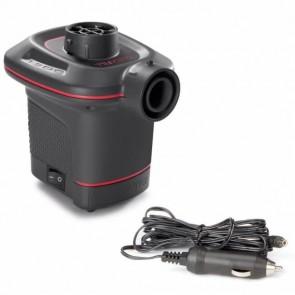 Intex elektrische opblaaspomp met 12 volt stekker