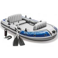 Intex Excursion Boot - Vierpersoons opblaasboot