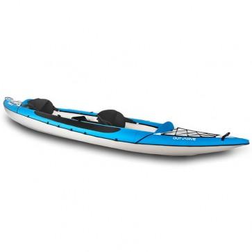 Outwave Coaster, opblaasbare driepersoons kayak