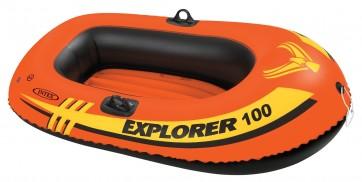Intex Explorer Pro 100 éénpersoons opblaasboot