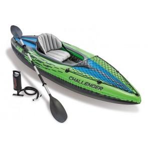 Eénpersoons kayak Challenger K1
