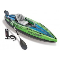 Intex Challenger Kayak - Eénpersoons
