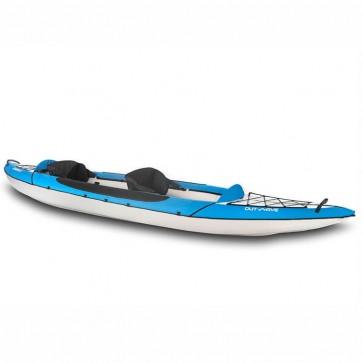 Outwave Coaster, opblaasbare tweepersoons kayak