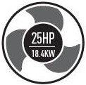 Hydro Force 25pk