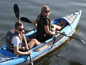 Outwave kayak peddels