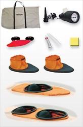 Extra accessoires bij de Sevylor Pointer K2