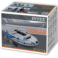 Intex Excursion 5 boot set